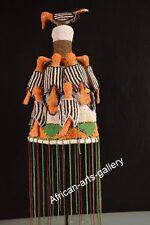105 Alte (ADE OBA) Königs Krone Yoruba Nigeria  Afrika
