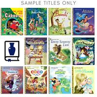 Lot of 20 Little Golden Books Unsorted Homeschool Teachers Library Kids Bundle