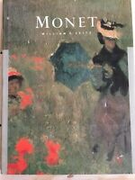 Monet. William C. Seitz. 1983. Hardcover art book, classic painter