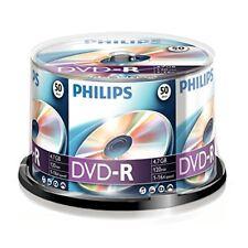 CD, DVD et Blu-ray Philips, 50 Go