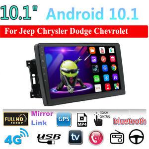 For 2007-16 Jeep Wrangler 2010-16 Compass Dodge Ram Stereo Radio GPS Navi 2+32GB