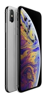 New Apple iPhone XS Max - 256GB - Silver (Unlocked) No Box Never Used