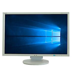 NEC MultiSync EA241WM Monitor, 61,0cm (24 Zoll) TN LCD Display,1920x1200,VGA,DVI