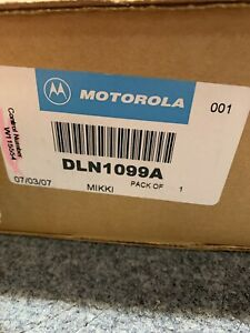 New Motorola DLN1099A 110/220 VAC Power Supply FNFP