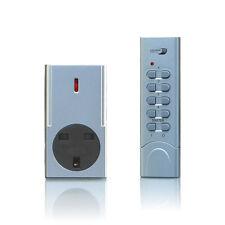 HOME Easy Telecomando Presa Kit, Argento