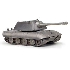 Collectible Metal Model of the German Tank E-100 Scale 1:72. World of Tanks.