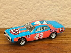1974 Cup Champion #43 Richard Petty STP 1/64 Action NASCAR Diecast Loose