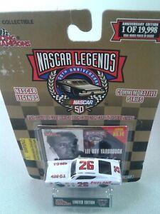 NASCAR Legends Racing Champions #26 Lee Roy Yarbrough 1998 Cyclone 1:64 - NIP
