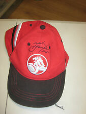 MARK SKAIFE HAND SIGNED HOLDEN HRT CAP UNFRAMED BRAND NEW + PHOTO PROOF & C.O.A