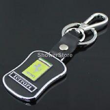 Ferrari Brand Keyring UK Seller Black Silver Key Ring Premium Quality