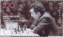 Armenia MNH** 2004 2005 Chess Champion Player Tigran Petrossian Petrosyan
