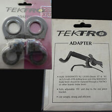 NOS * TEKTRO SHIMANO DEORE XT XTR shifter lever adapter handlebar MTB vintage