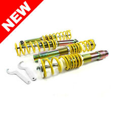 RSK STREET ADJUSTABLE COILOVER KIT - BMW E60 5-SERIES RWD (NON-M5) - YELLOW