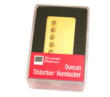 11102-25-GC Seymour Duncan Distortion Neck Humbucker Gold SH-6n
