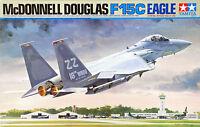 Tamiya 60304 McDonnell Douglas F-15C Eagle 1/32 scale kit