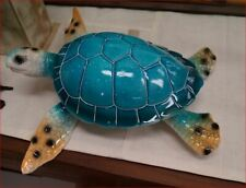Turtle With Light Statue - NEW!