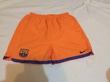 Barcelona  football shorts for boys  size 13-15 years  Nike