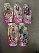Winx Club Concert Collection (Flora, Tecna, Musa, Stella, Aisha) *NEW IN BOX*