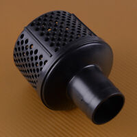"""Suction Hose Water Pump Strainer Trash Sewage Dirty Water Filter Fit for 2"""" Hose"""