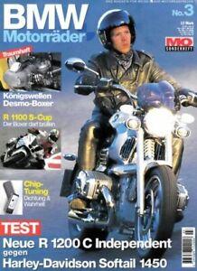 MO BMW Motorräder Nr. 03 + R 1200 C vs. HARLEY-D. Softail + Sonderheft No. 3