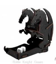E-Raptor Dice Tower Dragon - Small, Black MINT