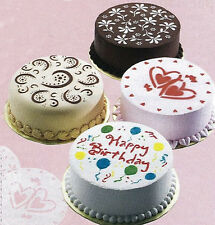 Occasions Cake Stencils 4 ct