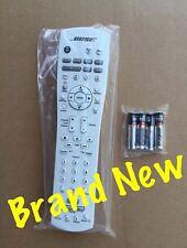 NEW bose rc38t1-27 remote for lifestyle 38,48, AV38, AV48, V10,V20, V30, MC1.NEW