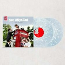 One Direction Take Me Home Splatter Vinyl 2xLP Urban Outfitters Exclusive UO 1D
