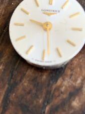 Ladies Longines 410 Swiss Lever Vintage Mechanical Wristwatch Movement.