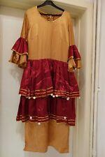 HAGALLA DANCE COSTUME, Oriental Folk Dance DRESS from Egypt
