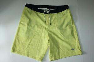 Tommy Bahama Board Shorts Swim Suit Trunks Maui Whats Up Illumination 34 Waist