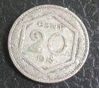 20 Centesimi ESAGONO 1918 contorno liscio - Regno d'Italia - BB - 767