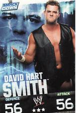 WWE Slam Attax Evolution - DH Smith Smackdown Card
