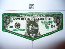 OA Tsali Lodge 134,S-S-64?, 2009 SR-5 Dixie Money Flap,Daniel Boone,Asheville,NC