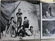 SINCEROS - Pet Rock  Vinyl LP  NFC 37349  US