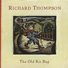 The Old Kit Bag by Richard Thompson Dual Disc (CD, Sep-2005) New & Sealed Rare!