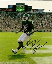Autographs-original College-ncaa Devin Thomas Michigan State Signed 8x10 Photo