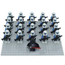 21 Star Wars Storm Commando Clone Trooper clone military Block DIY Toy