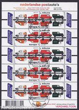 NVPH V 3055 - 3056 EUROPAZEGELS: NEDERLANDSE POSTAUTO'S 2013 vel gestempeld