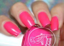 Parrot Polish Pink Piranha