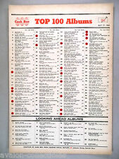 Cash Box Top 100 Albums MAGAZINE ARTICLE - 1965 ~~~ The Beatles IV