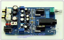 Pure Class A Headphone Amplifier AMP 1969 Circuit DIY Kits for HD600 K701