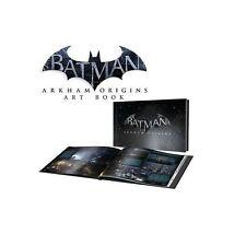 Batman Arkham Origins Collector's Edition Artbook [Hardcover, 80-Page] NEW