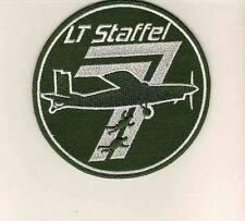 Swiss Air Force Badge: LT 7 Staffel Tarn
