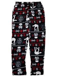 Star Wars Men/'s Lounge Pant Darth Vader The Last Jedi Sleep Pants L XXL New