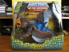 "MOTUC Masters Of The Universe Classics Evil Warriors Griffin 6"" MIP Legends"