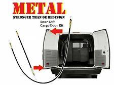 Rear Door Metal Opening Cables for 1992-2014 Ford Econoline Van Cargo 2pc KIT