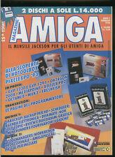 AMIGA MAGAZINE 53 HDTOOLBOX gvp1230 1291 OKTAGON2008,mediapoint,mvk3,xtitler