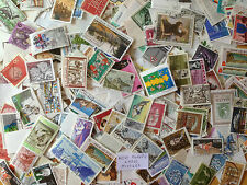 25 Grams Western Europe Large/Commemorative off paper Mixture