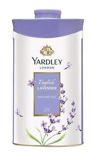 Yardley London - English Lavender Perfumed Talc for Women,250g(pack of 2) fs